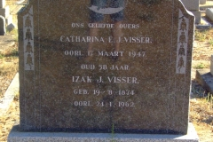 Visser, Catharina E J and Visser, Izak J