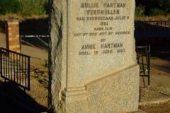 Werdmüller, Mollie Hartman + Hartmanm Annie
