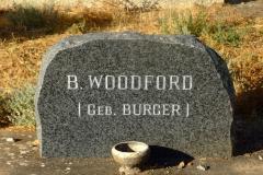 Woodford, B