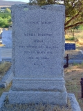 Bergh, Muriel Dorothy (nee Parker)