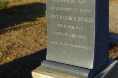 Burger, Ernst Hendrik