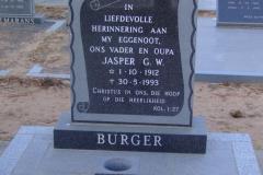 Burger, Jasper G. W.