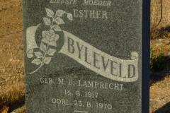 Byleveld, Esther (nee M. E. Lamprecht)