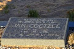 Coetzee, Jan