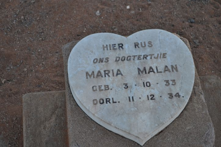 Malan, Maria