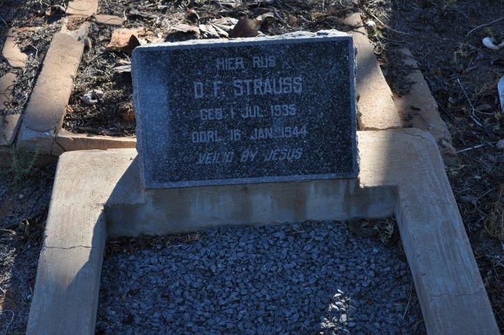 Strauss, DF
