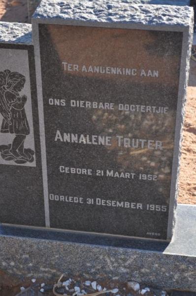 Truter, Annalene