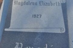 Benade, Magdalena Elizabeth