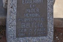 Botha, Hendrik Christoffel