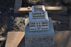 Erasmus, Louisa