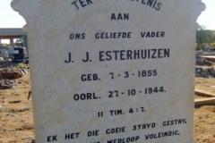Esterhuizen, JJ