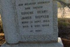 Siepker, Eugene Henry James