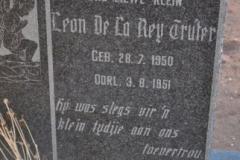Truter, Leon de la Rey