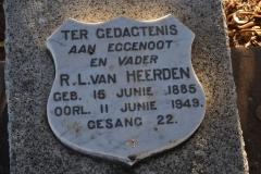 Van Heerden, RL