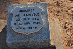 Van Jaarsveld, Johannes