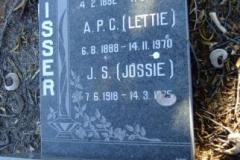 Visser, Jan + Lettie + Jossie