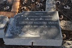 Viviers, Gertruida Magritha