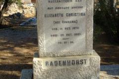 Badenhorst, Elizabeth nee Conradie