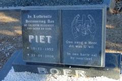 Boer, Piet