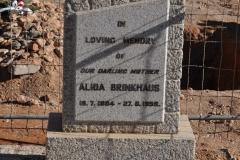 Brinkhaus, Alida