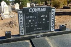 Connan, Barend + Anna
