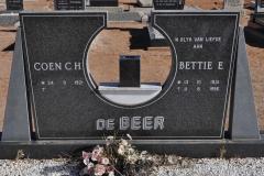 De Beer, Coen + Bettie