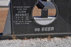 De Beer, John Herbert