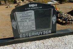 Esterhuysen, Johannes Andreas Theron