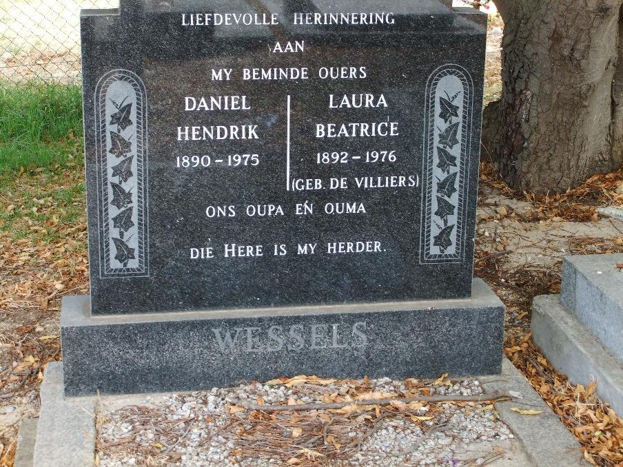 Cemetery Kleinmond 004