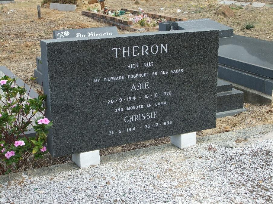 Cemetery Kleinmond 014