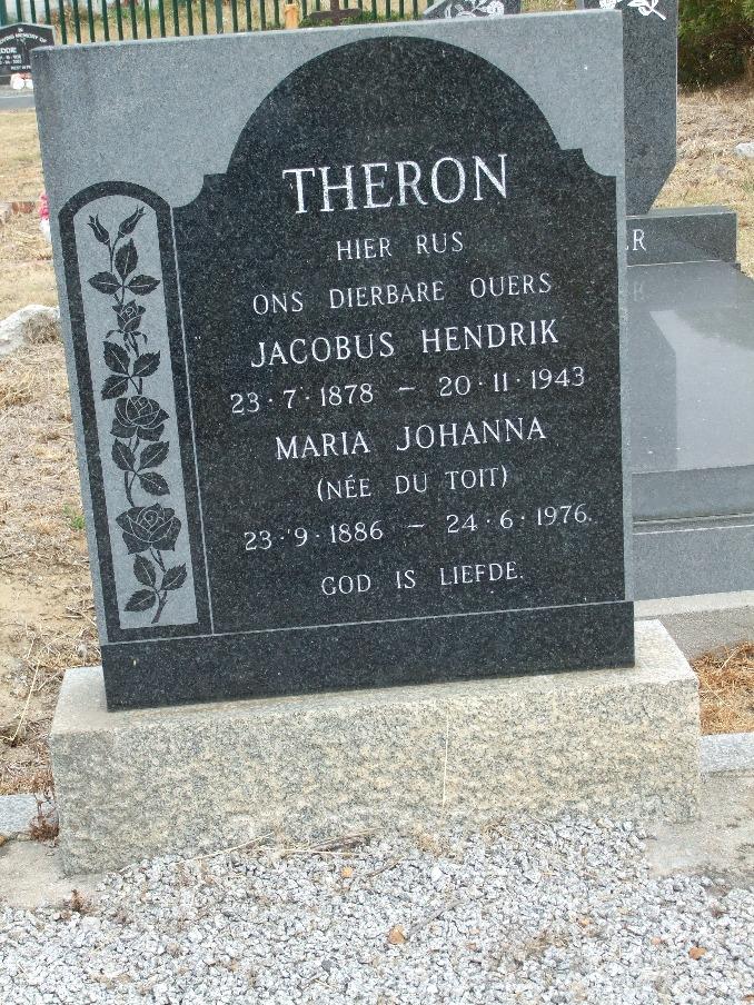 Cemetery Kleinmond 018