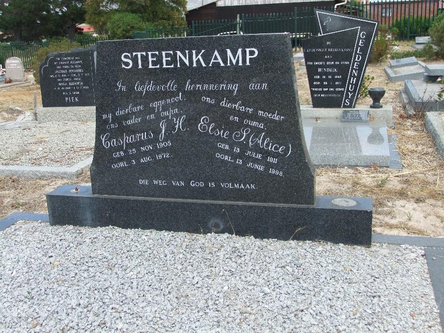 Cemetery Kleinmond 037