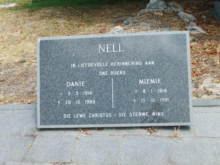 Cemetery Kleinmond 050