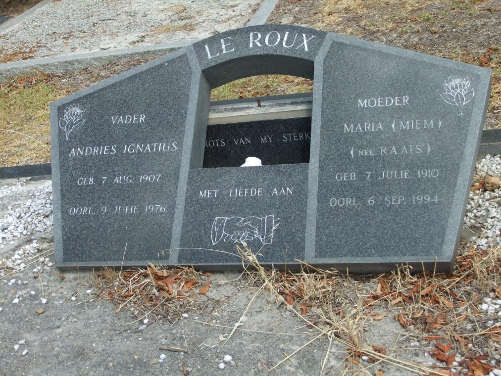 Cemetery Kleinmond 051
