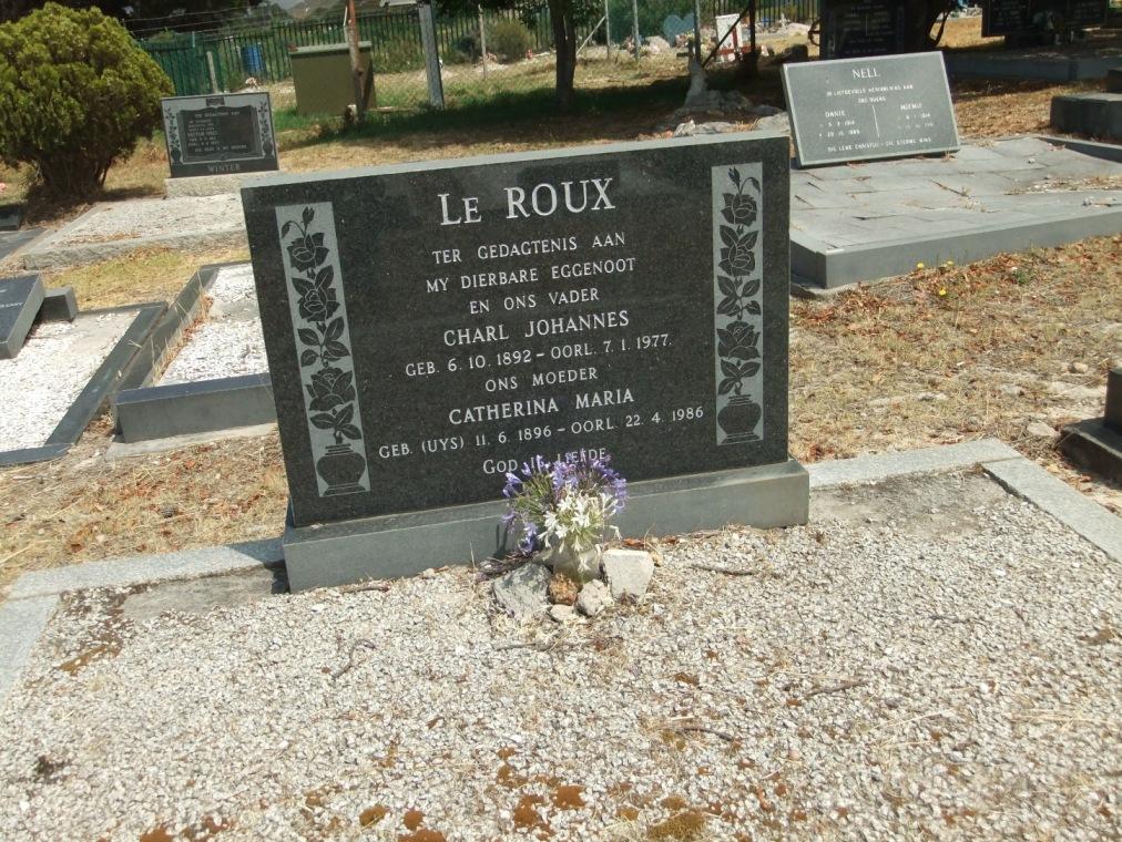 Cemetery Kleinmond 057