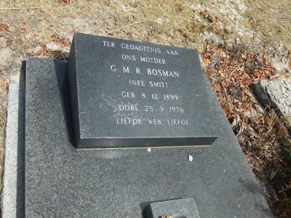 Cemetery Kleinmond 061
