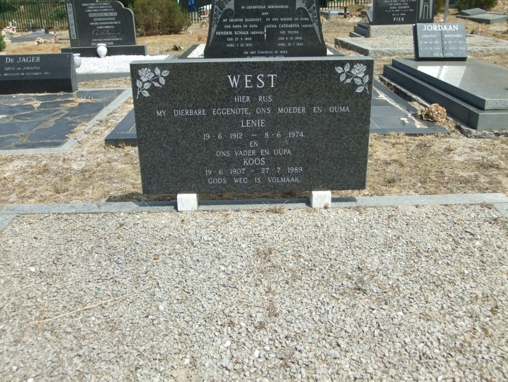 Cemetery Kleinmond 068