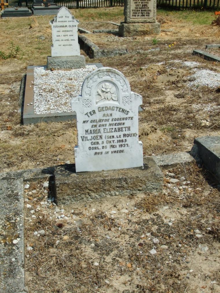 Cemetery Kleinmond 080