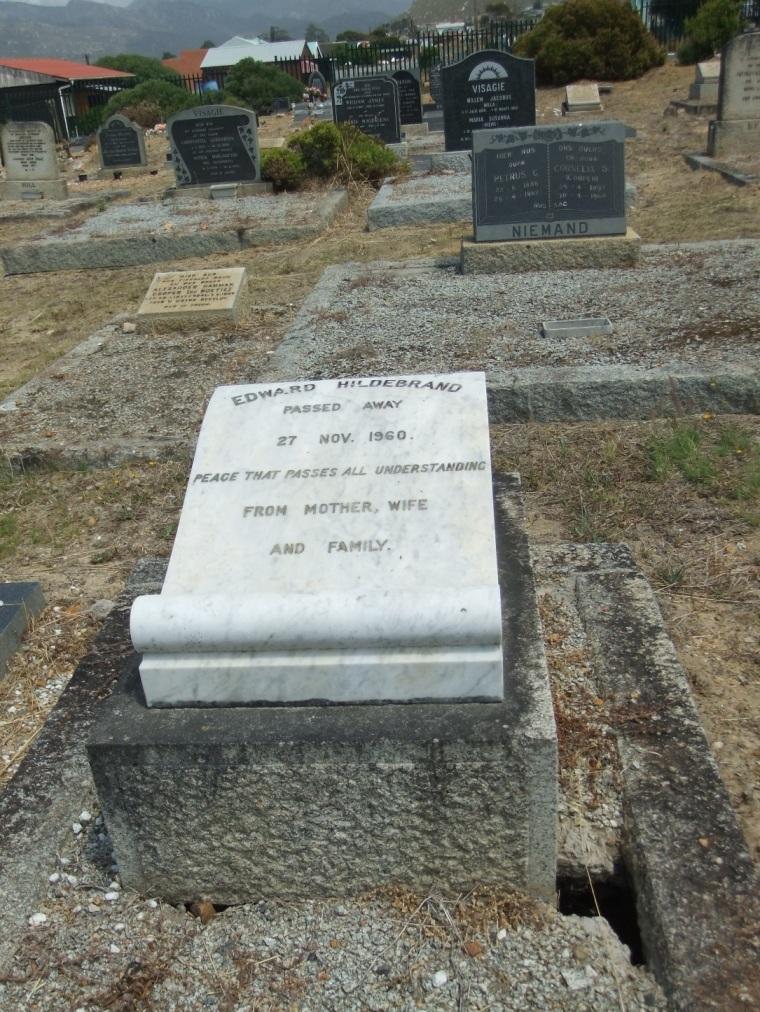 Cemetery Kleinmond 124