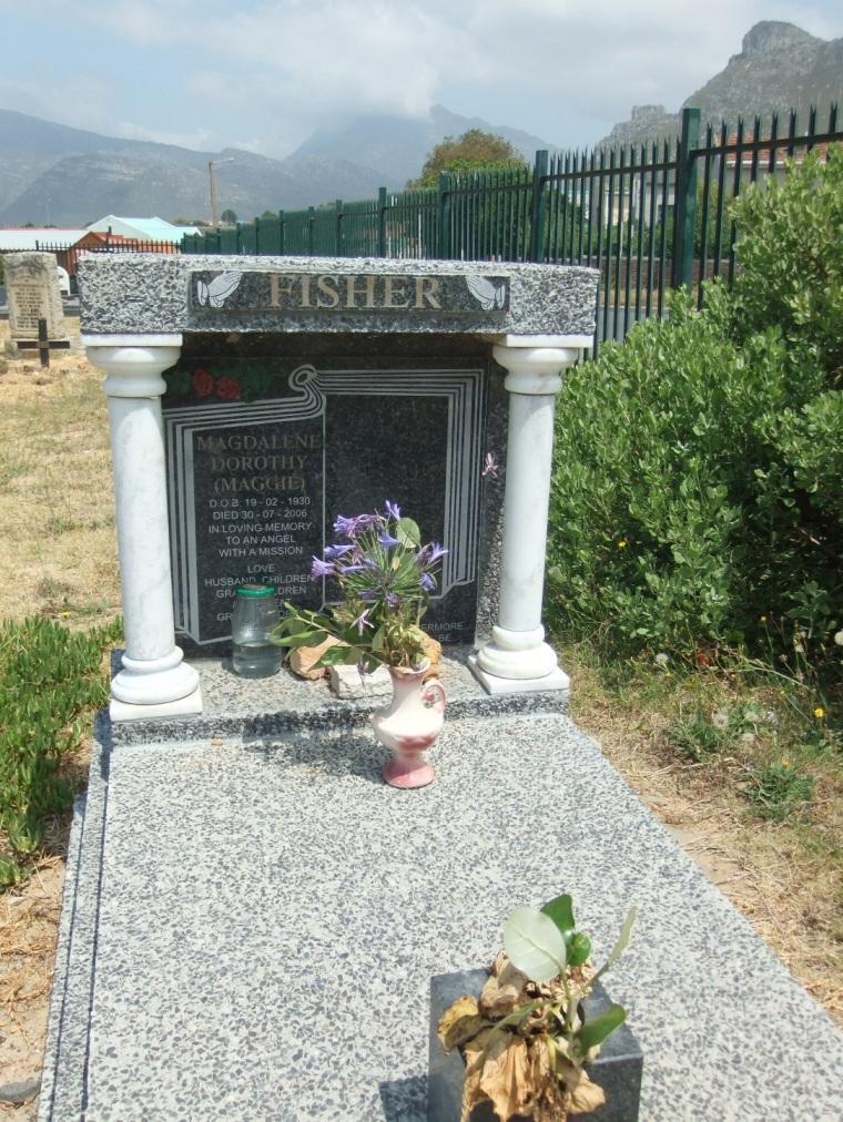Cemetery Kleinmond 134