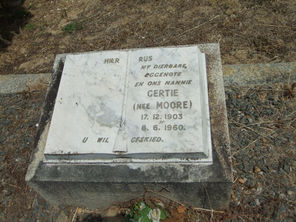 Cemetery Kleinmond 144