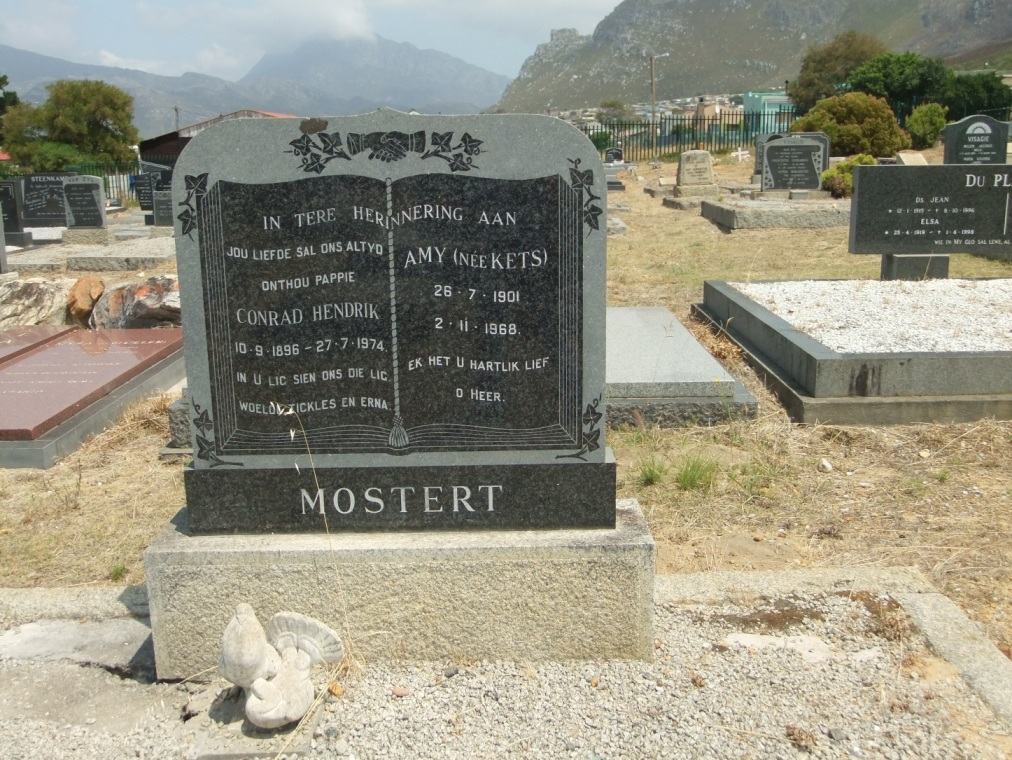 Cemetery Kleinmond 146