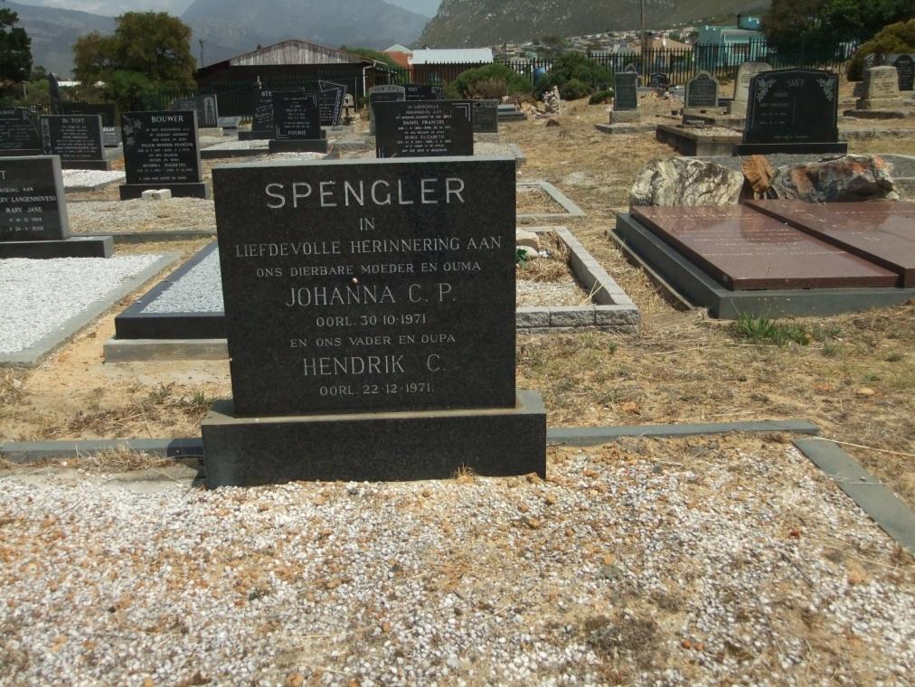 Cemetery Kleinmond 148