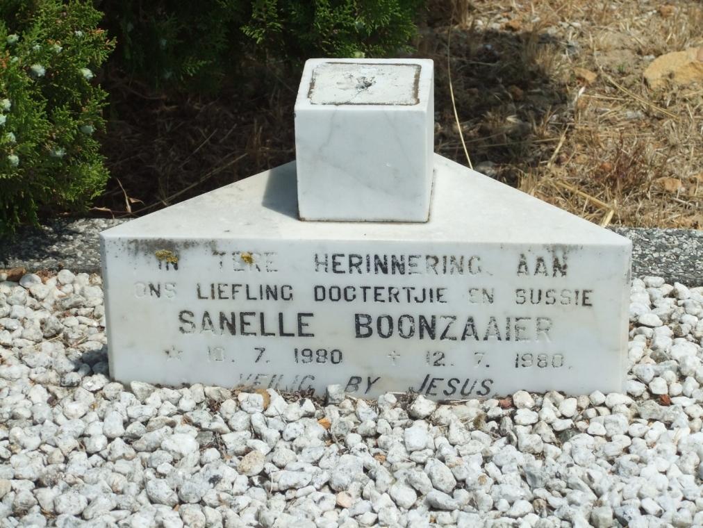 Cemetery Kleinmond 150