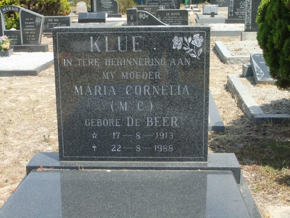 Cemetery Kleinmond 152