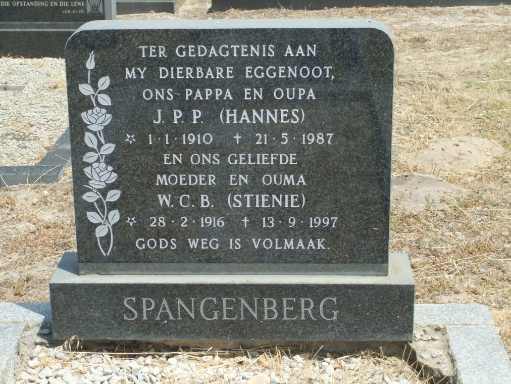 Cemetery Kleinmond 154