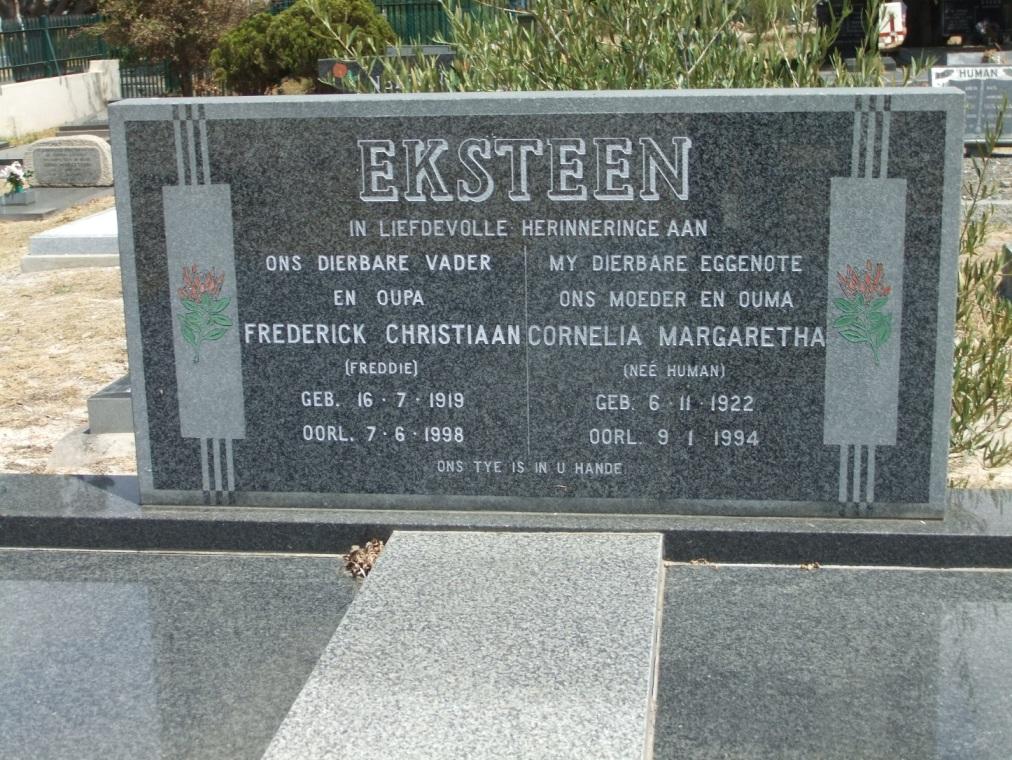 Cemetery Kleinmond 160