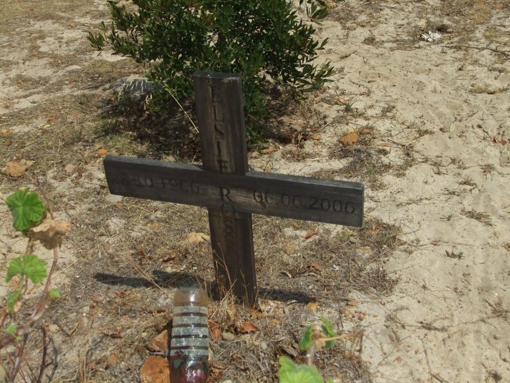 Cemetery Kleinmond 162