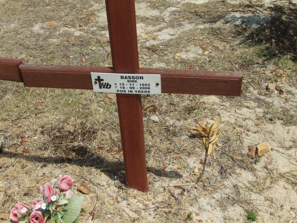 Cemetery Kleinmond 163