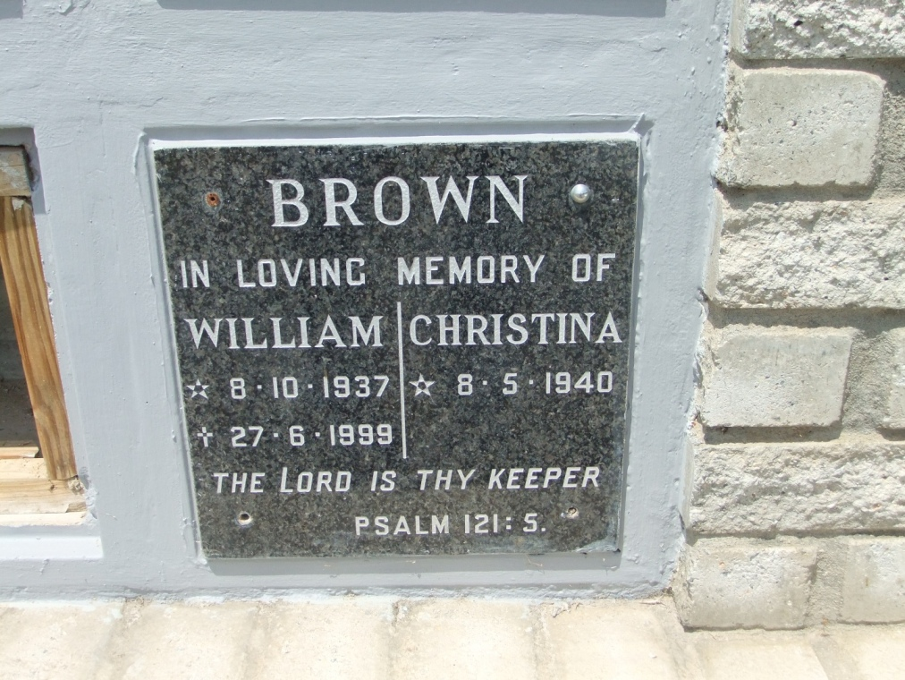 Cemetery Kleinmond 167